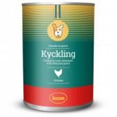Консервы для активных собак KYCKLING (400гр.)